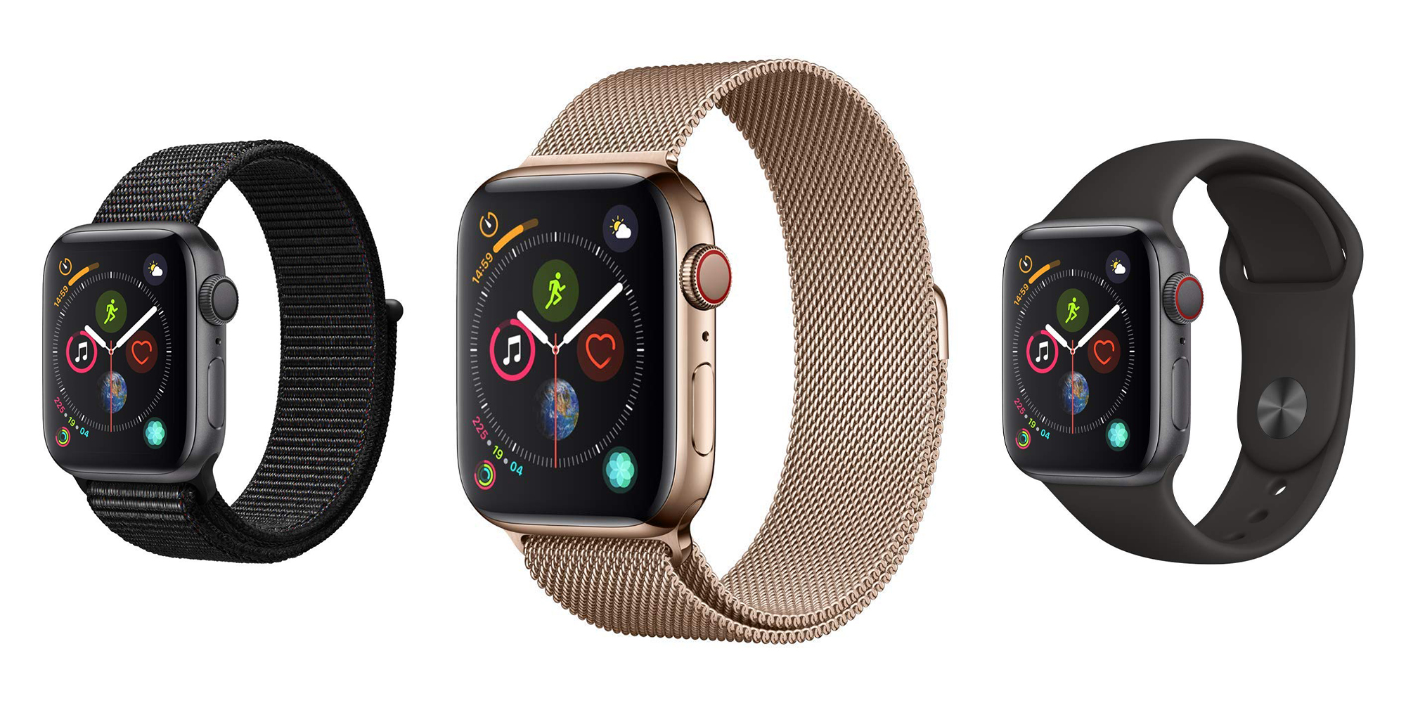 Apple Watch Series 4 up to $50 off at various retailers: Deals on GPS, cellular, more from $384