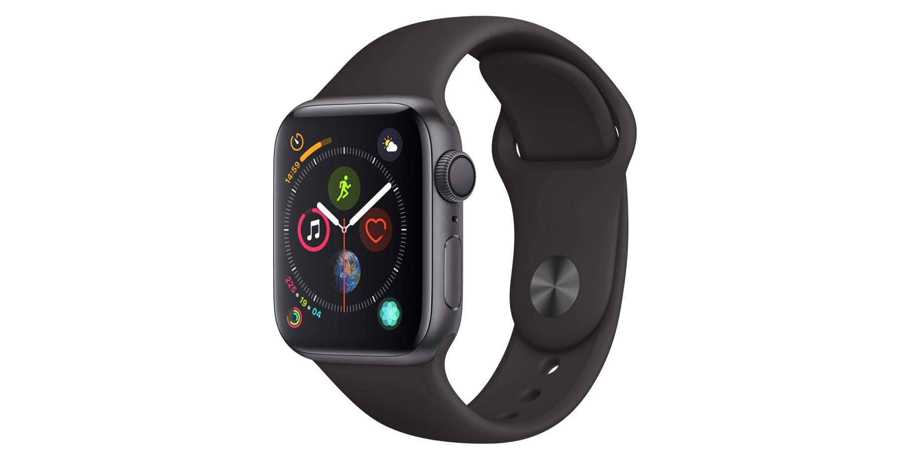 Apple Watch Series 4 gets $99 price drop in various styles, 44mm $330 (Cert. Refurb)