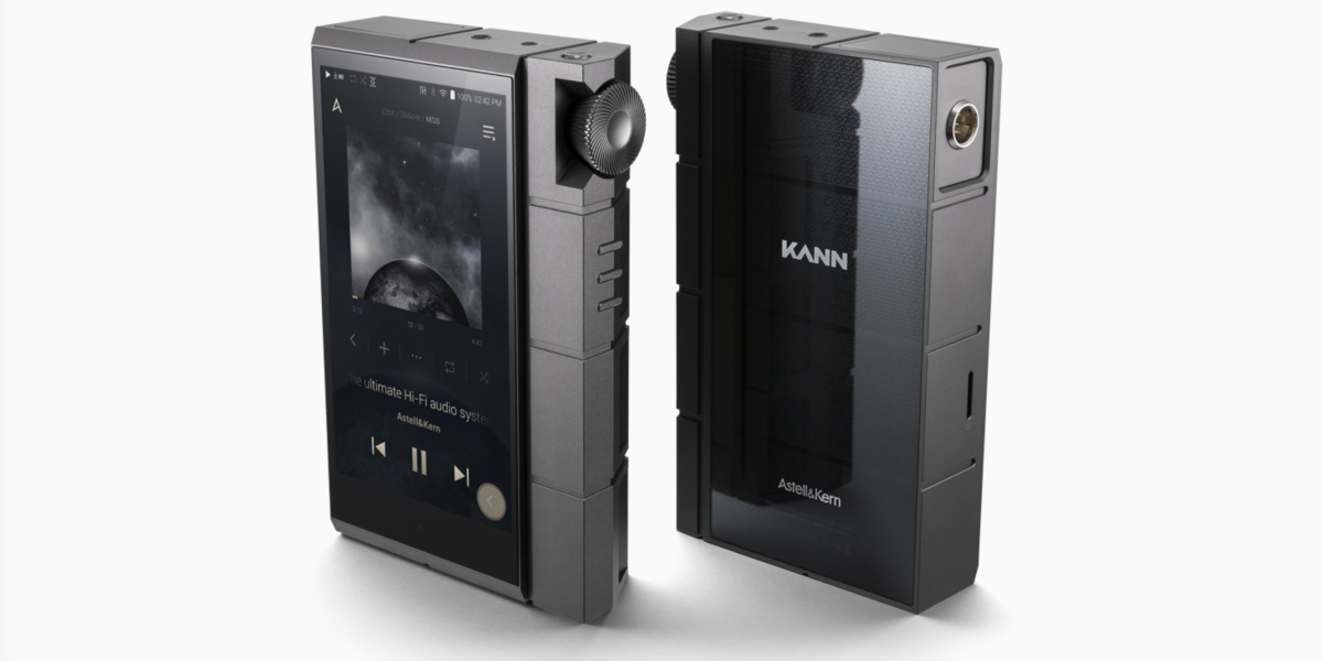 Austell and Kern Cube Music Player