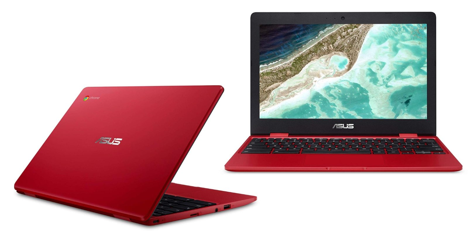 ASUS Chromebook 12 delivers all-day battery for students at