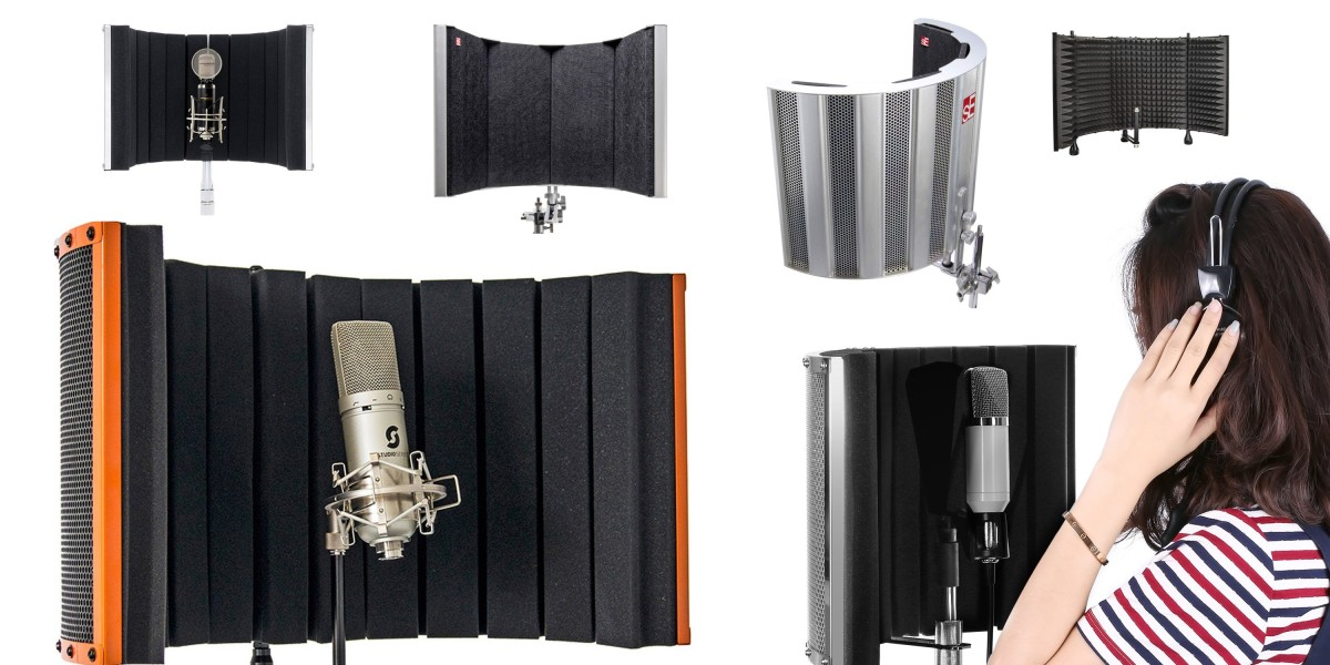 Best microphone isolation shields out there