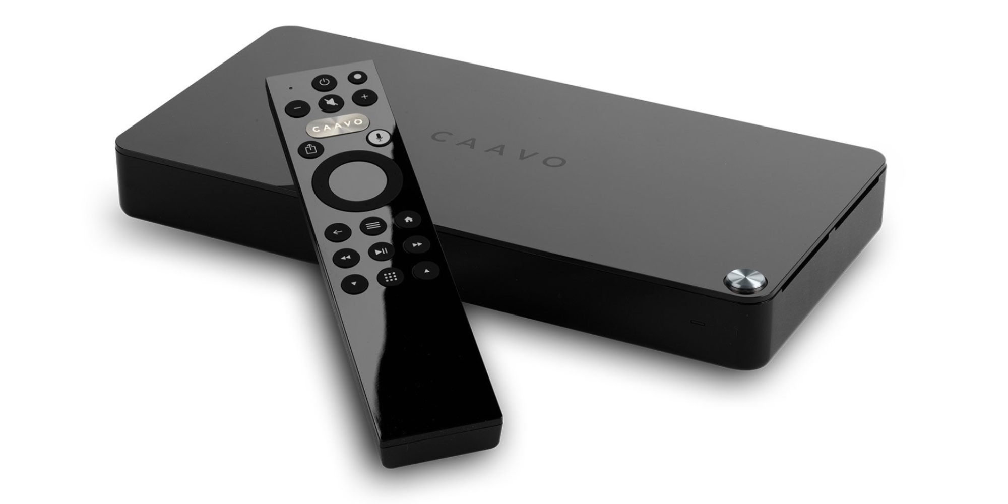 Caavo's Control Center Remote is all you need to manage your home theater at $60 (Reg. $100)