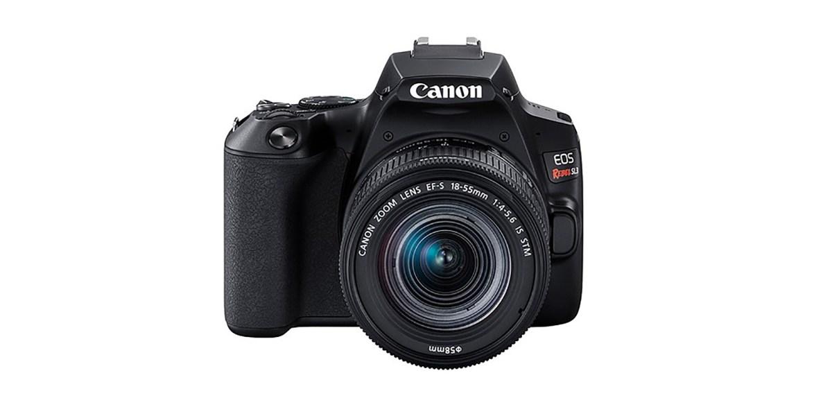 Canon Rebel SL3 DSLR