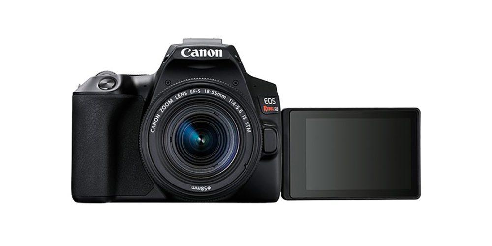 Canon Rebel SL3 DSLR LCD