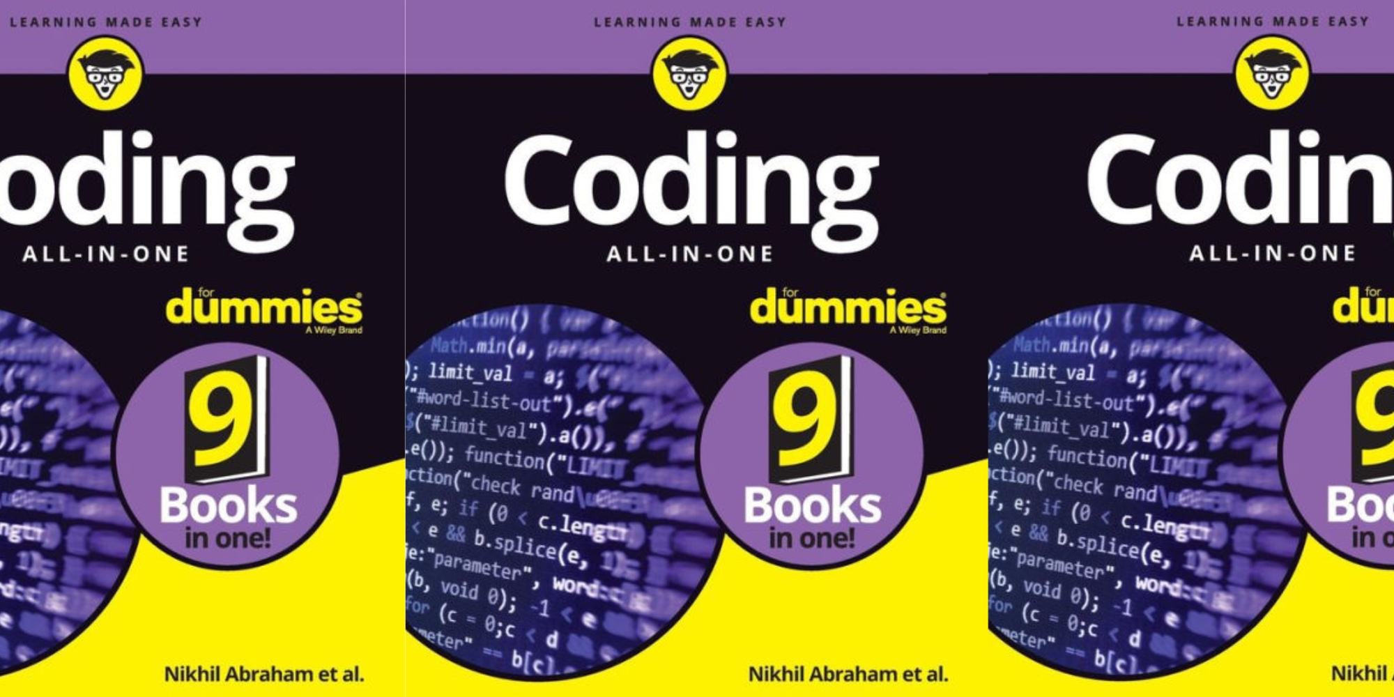 Read up on programming basics with this FREE Coding All-in-One For Dummies eBook (Reg. $17)