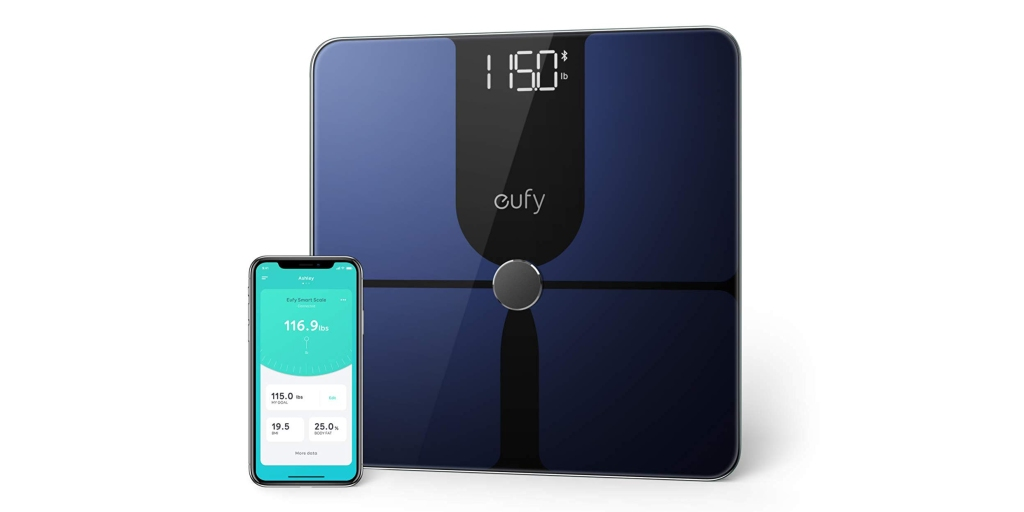 Anker's eufy Smart Scale slimmed down its price to $29 (Reg. $45)