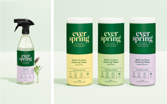 everspring target cleaning supplies
