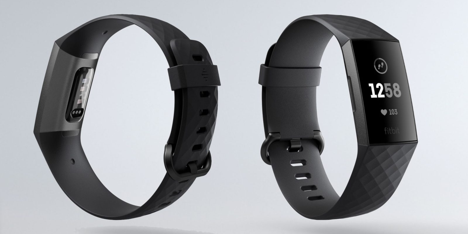 Adorn your wrist with Fitbit's Charge 3 Fitness Tracker at a new