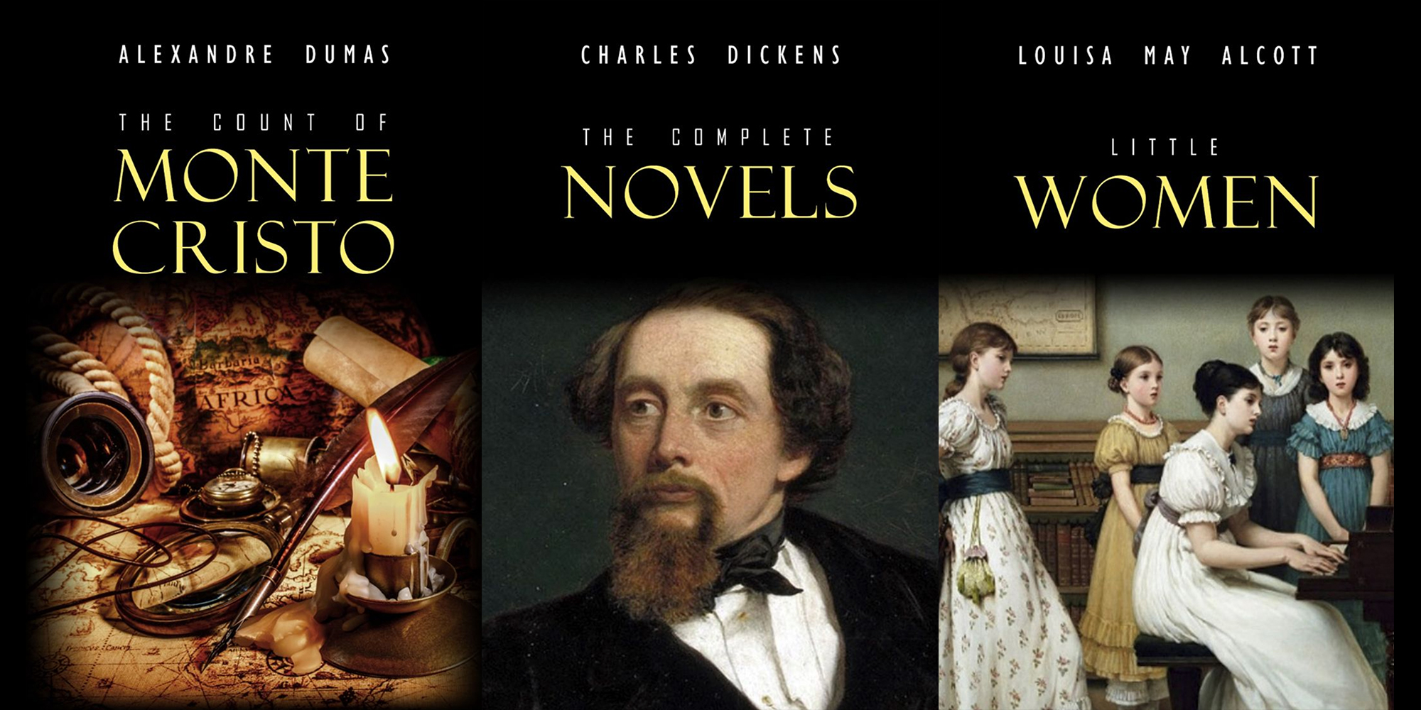 Add hundreds of classic Kindle eBooks to your library for FREE: Dickens, fairy tales, many more