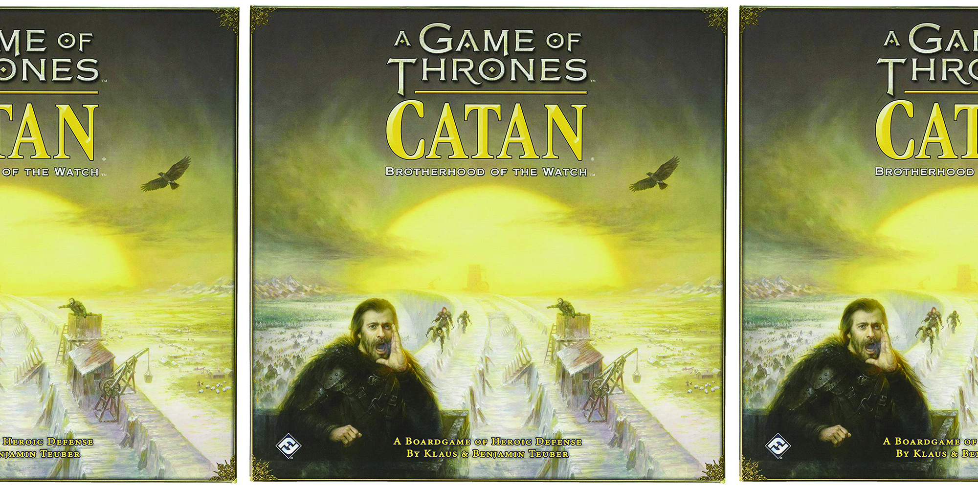 Add the Game of Thrones version of Catan to your collection for $46 (Reg. up to $80)