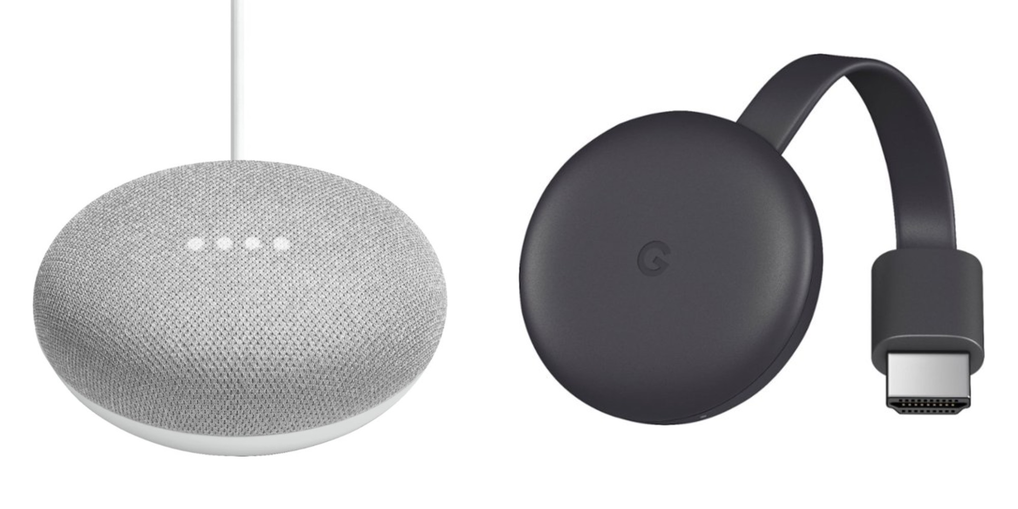 Bundle a Google Home Mini with the latest-gen. Chromecast for $60 shipped ($84 value)