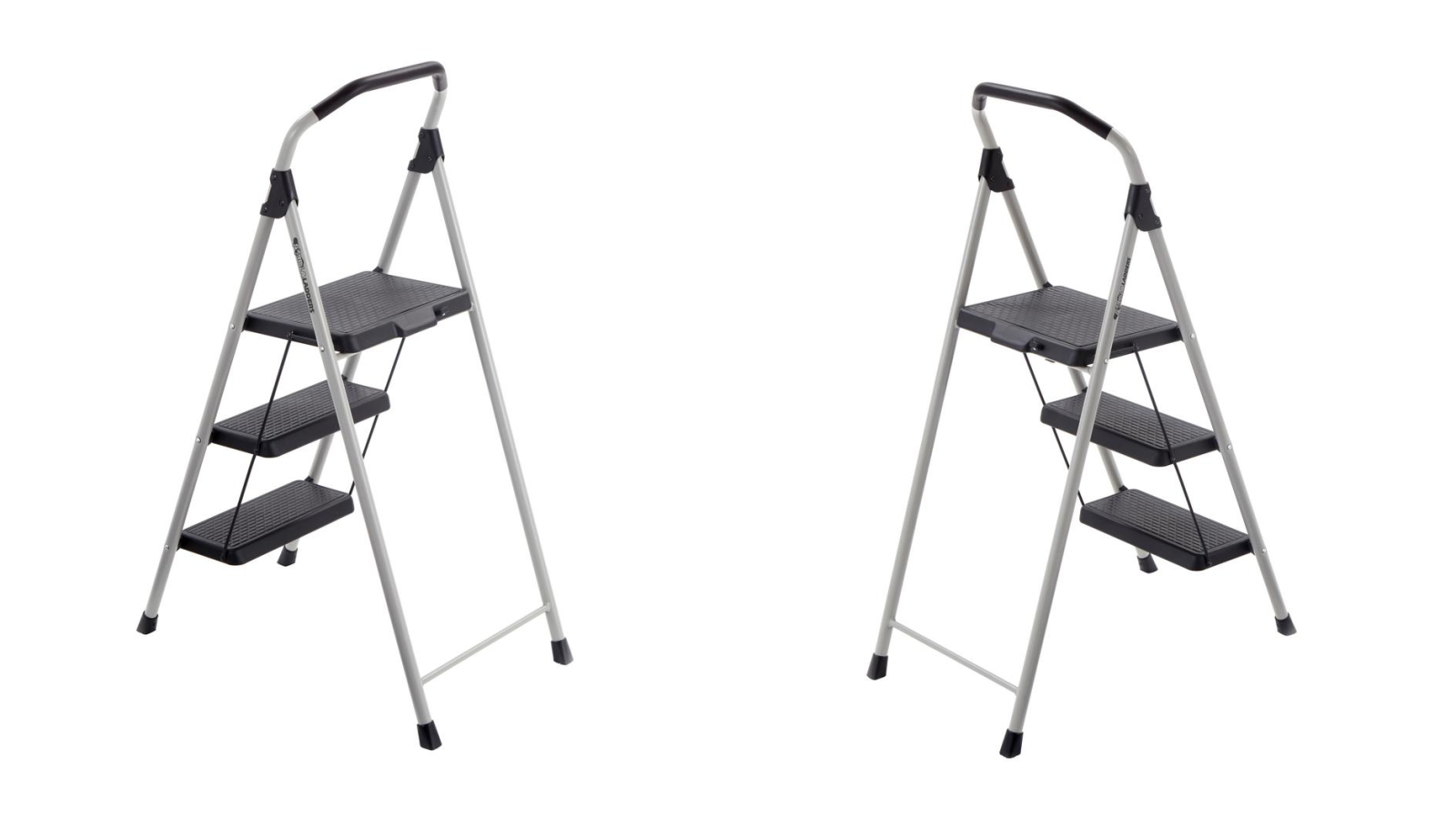 Surprising This Highly Rated Gorilla 3 Step Lightweight Ladder Is Over Evergreenethics Interior Chair Design Evergreenethicsorg