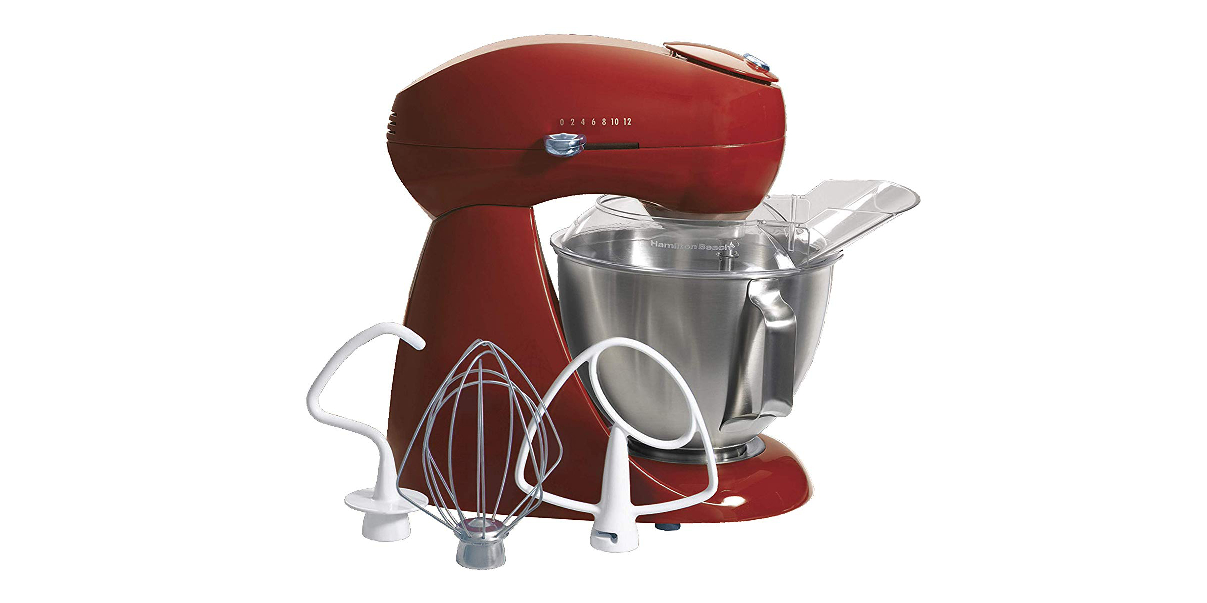 Hamilton Beach All-Metal Stand Mixer hits $140 at Amazon, today only (Reg. $200)