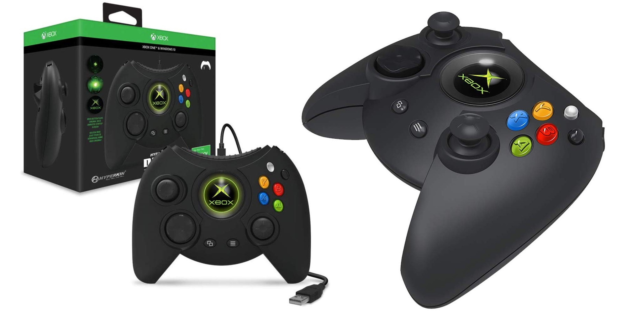 Hyperkin's Duke Wired Controller brings nostalgia to your Xbox One for $50.50 shipped (Reg. $70)