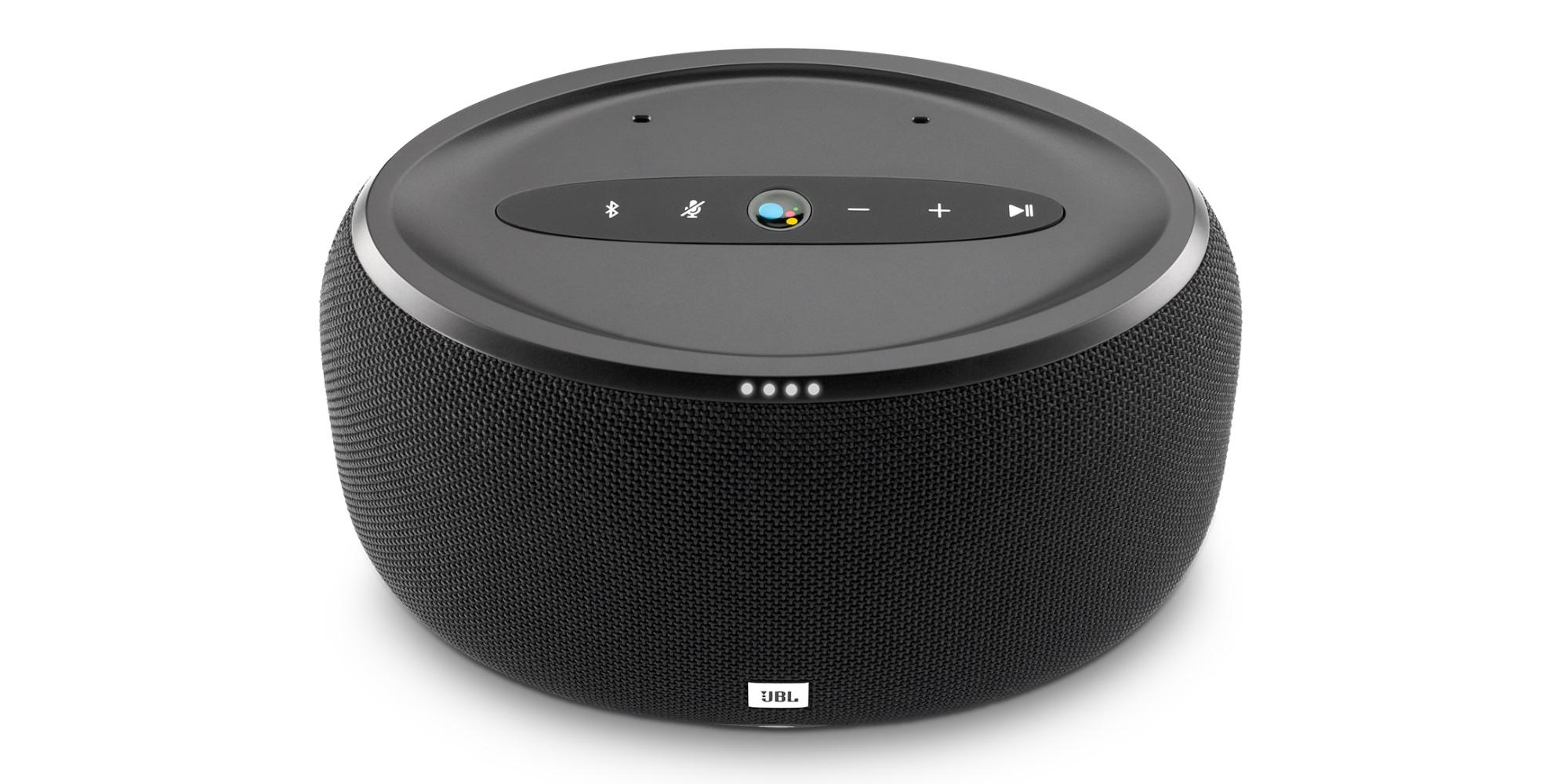 JBL's Link 300 Speaker packs Assistant + room-filling audio at $80 (Cert. Refurb, Orig. $250)