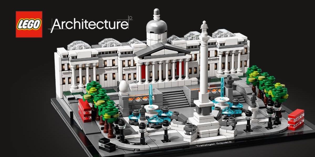 LEGO Architecture Trafalgar Square