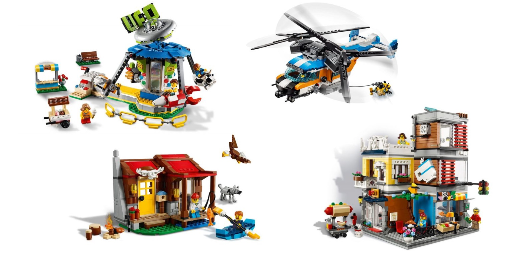 Lego City Space Sets Join New Creator Builds This Summer 9to5toys