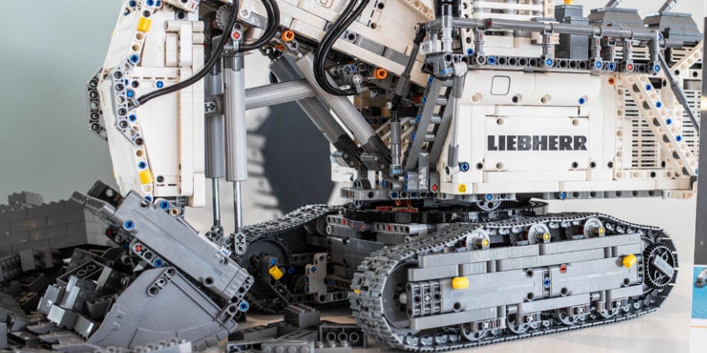 LEGO Technic Liebherr 9800
