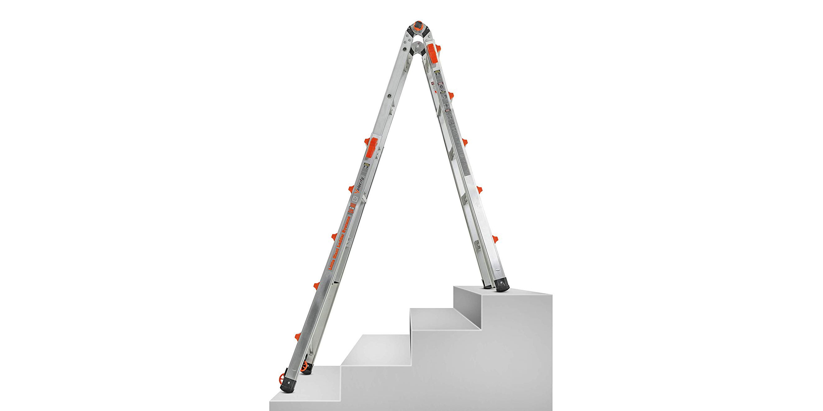 Amazon offers the Little Giant 22-foot Multi-Use Ladder for $170 (Reg up to $230)