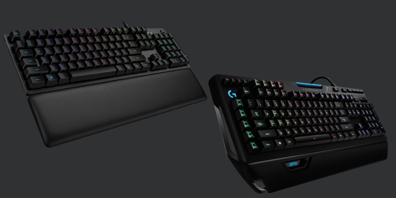 250fe78e518 Add Logitech's G513 LIGHTSYNC RGB Keyboard to your desk for $120 (Reg.  $150), more from $100