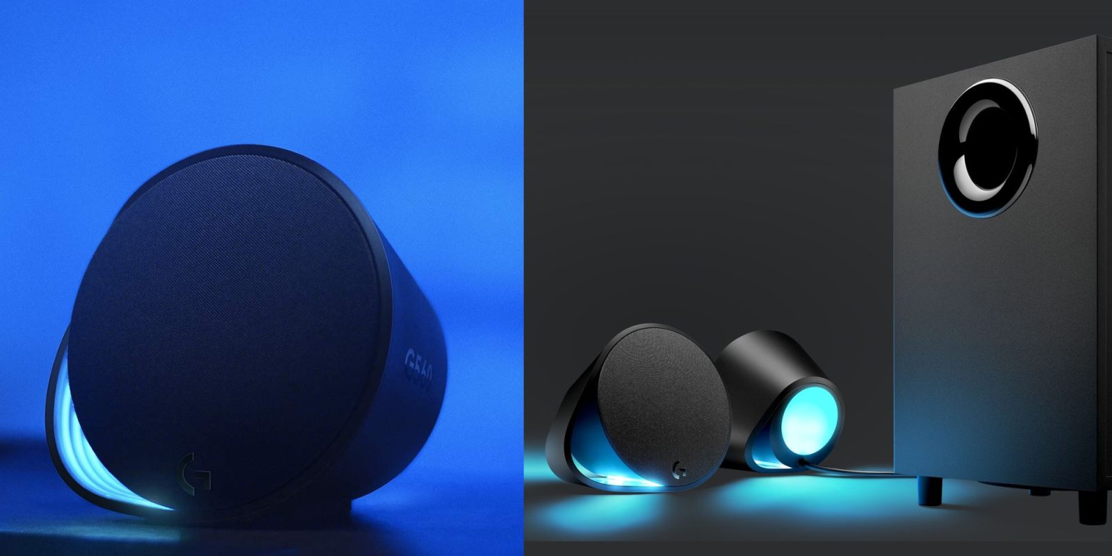 Add game-driven RGB lighting to your desk w/ Logitech's