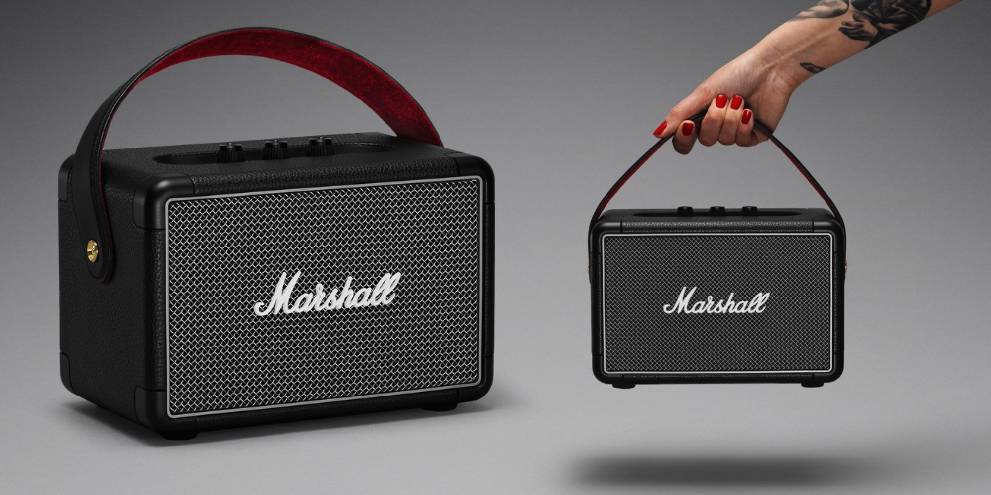 Rock out w/ Marshall's Kilburn II Portable Bluetooth Speaker at $258 (Save $40+), more from $70