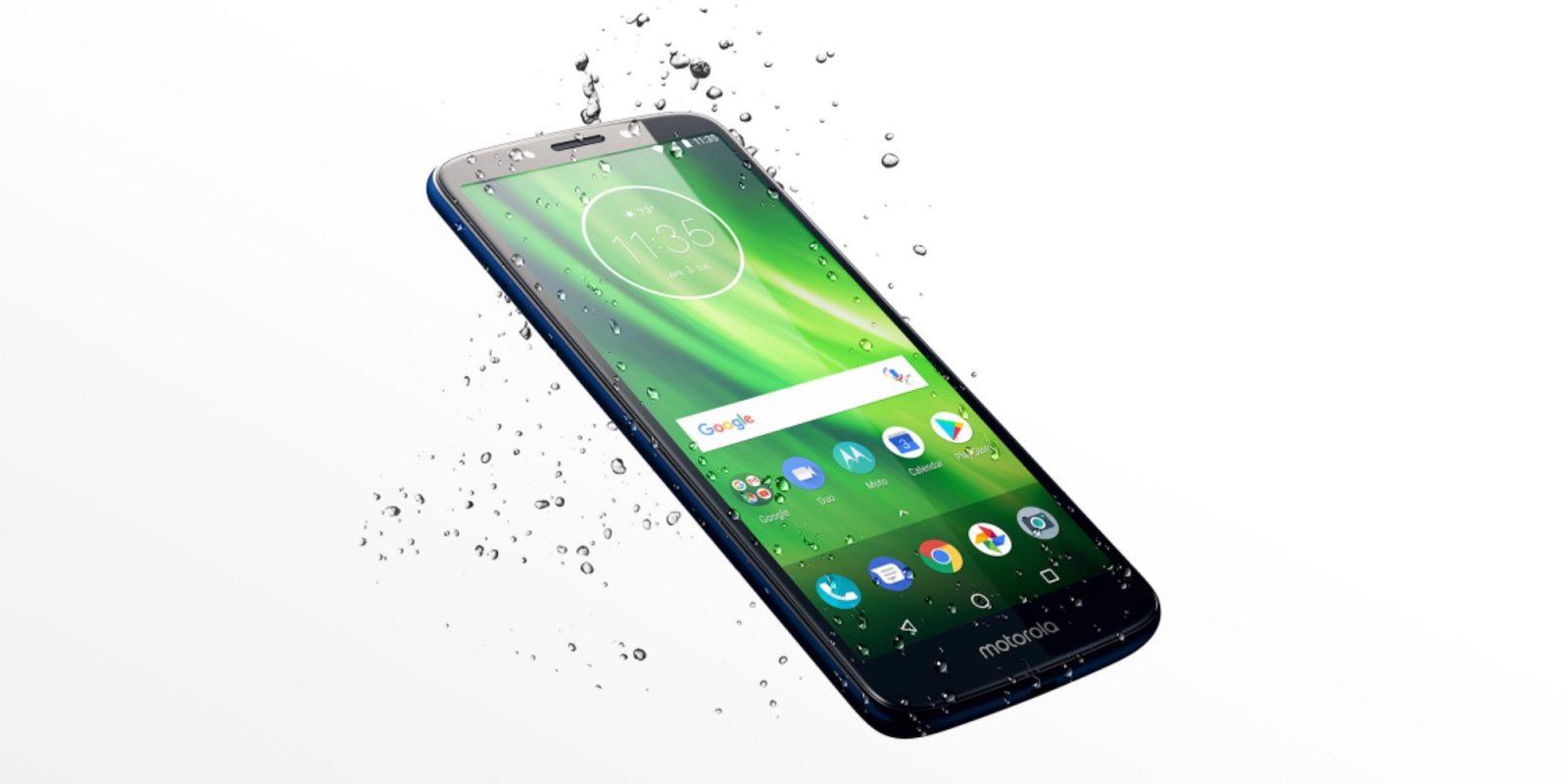Take 25% off Motorola's Moto G6 Play Unlocked Android Smartphone at $150