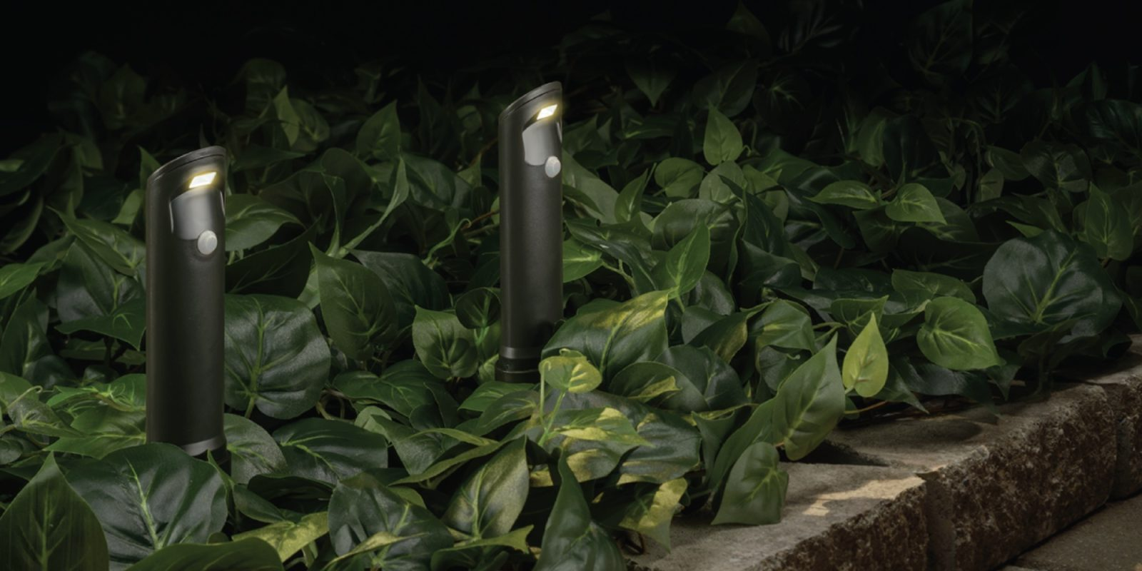 Mr. Beams' wireless LED path light is motion-sensing for $8.50 each (2019 low)