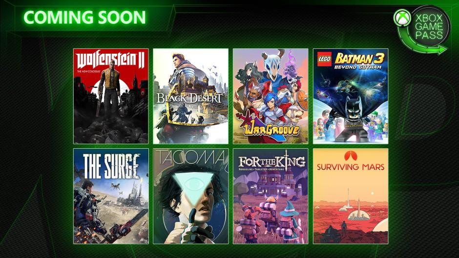New Xbox Game Pass content inbound