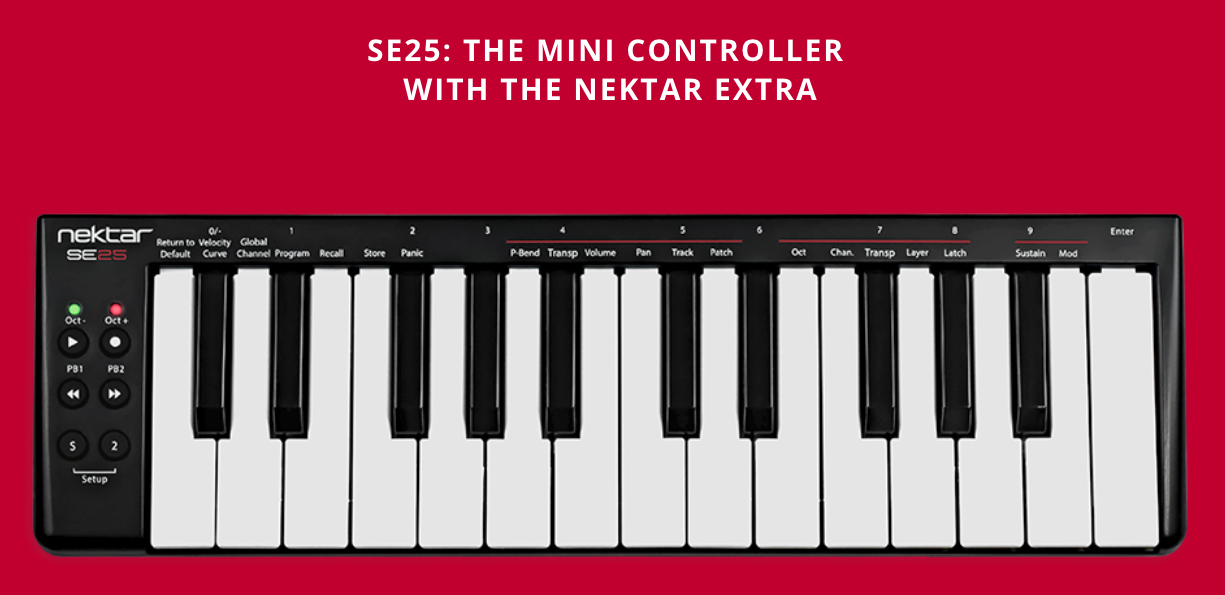 New affordable MIDI keyboard controllers for Mac and iOS