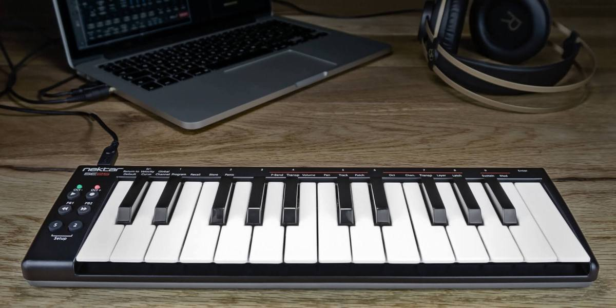 New affordable MIDI keyboard controllers from Nektar start at $50