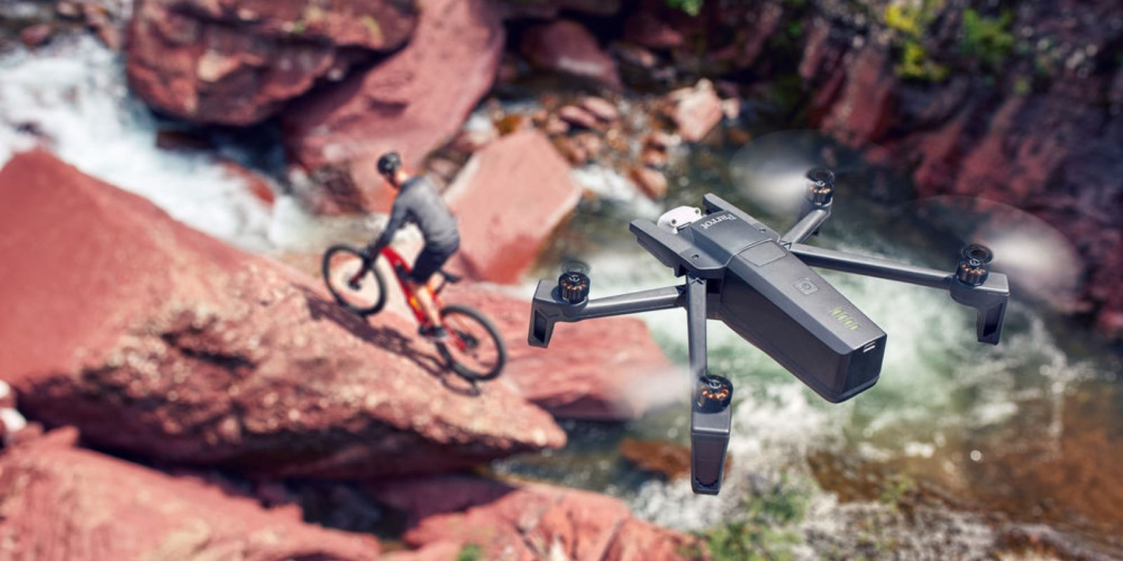 Parrot's $446 Anafi Quadcopter is ideal for aerial photography with a 4K HDR camera (Reg. $560)