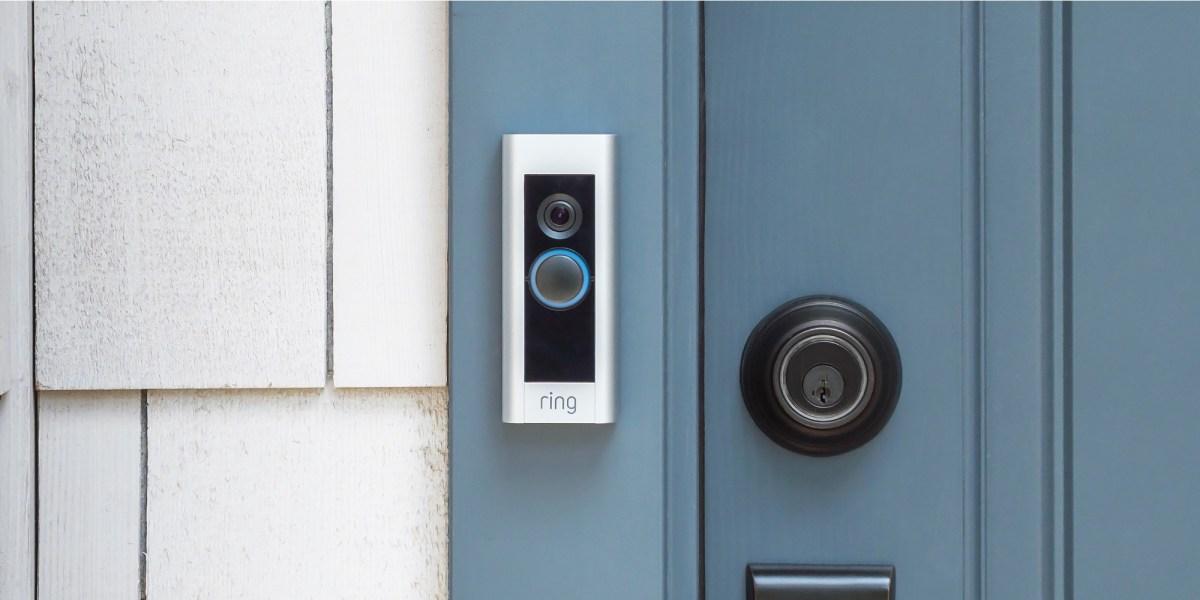 Ring Video Doorbell deal