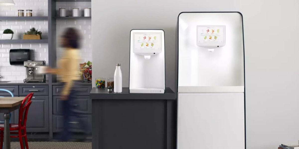pepsi hydration station