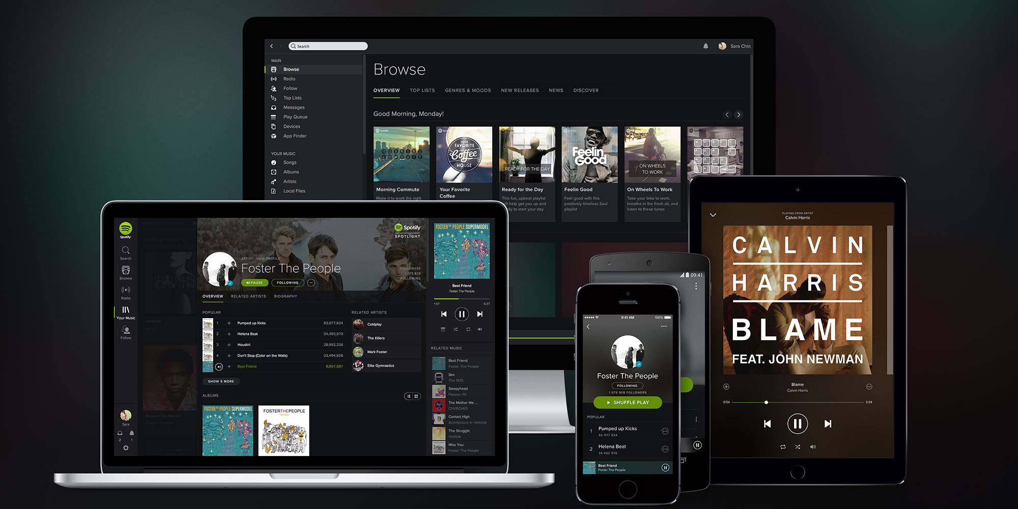 Take 10% off your Spotify subscription w/ these discounted gift cards (e-mail delivery)