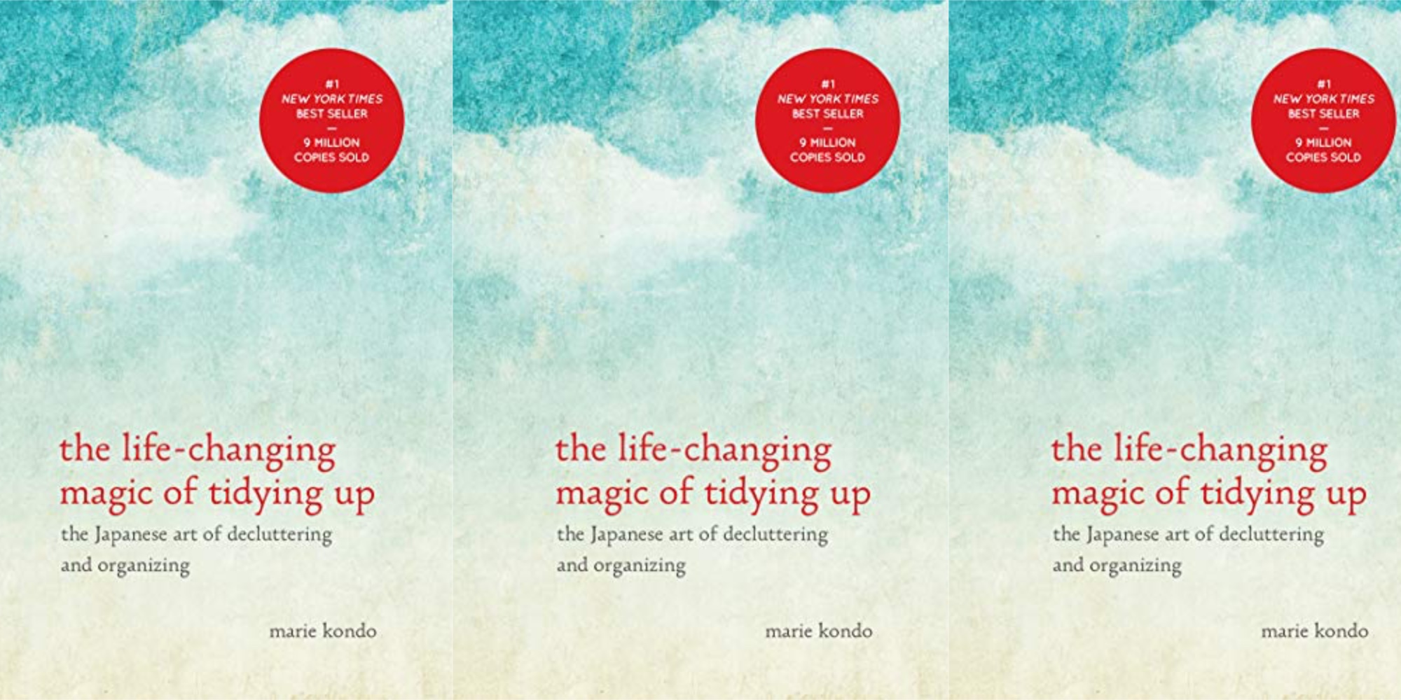 Read Marie Kondo's best-selling 'The Life-Changing Magic of Tidying Up' on Kindle for $3