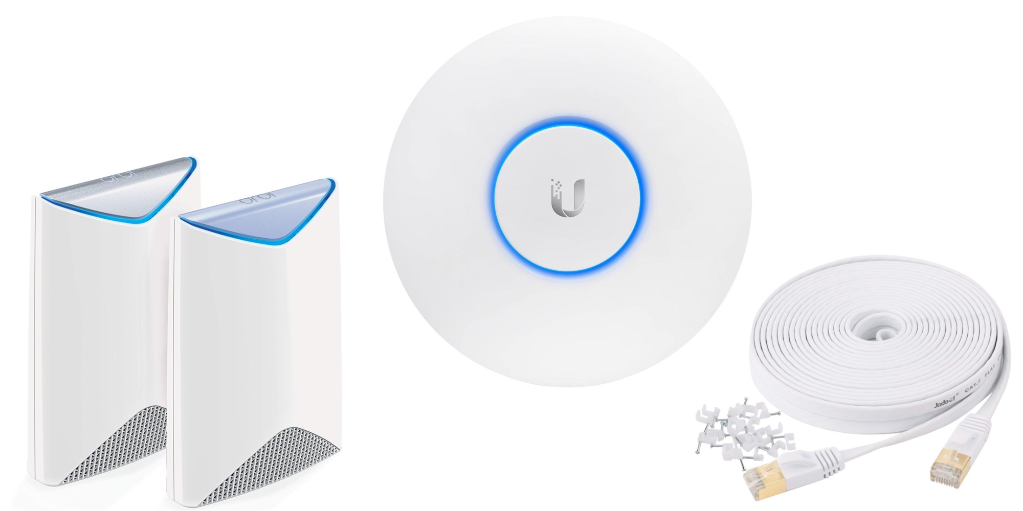 Home networking: Ubiquiti UniFi AC Lite + $10 GC at $80 ($100 value), more from $5