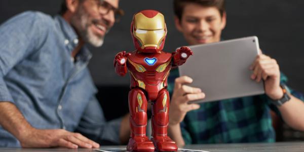 UBTECH Iron Man Robot