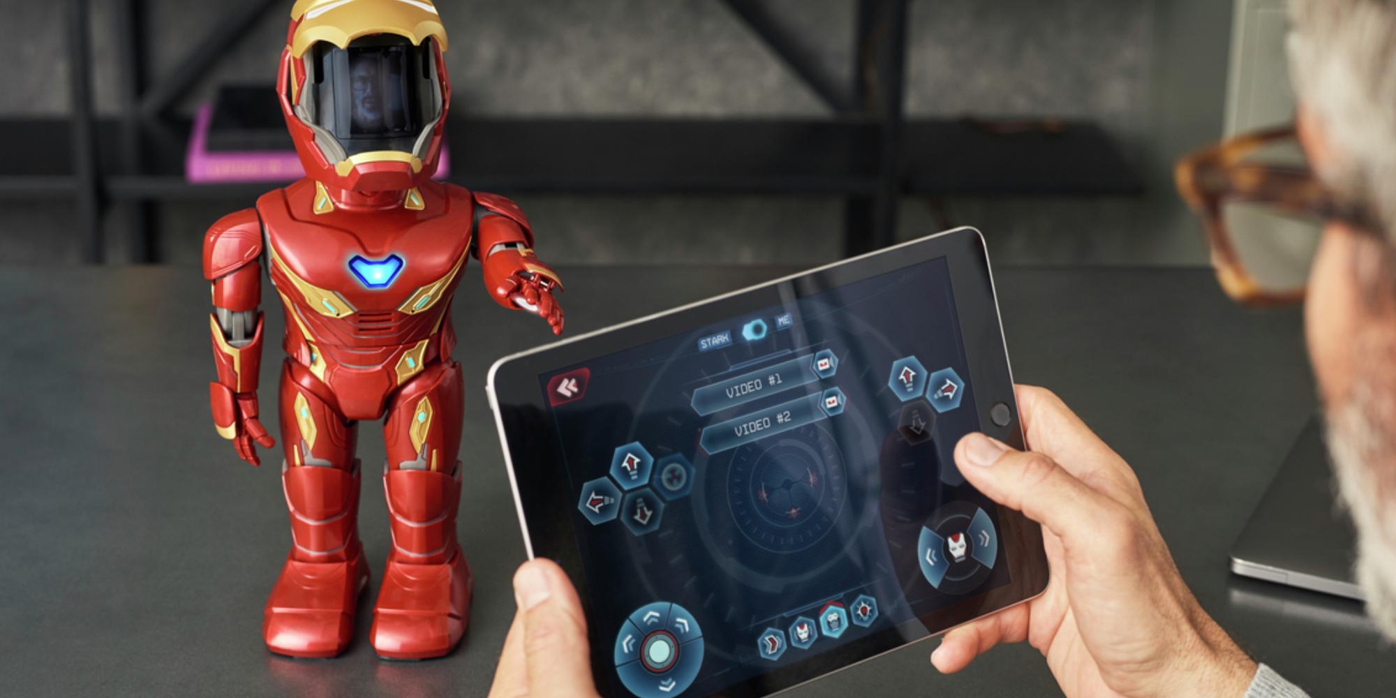 UBTECH Iron Man Robot App