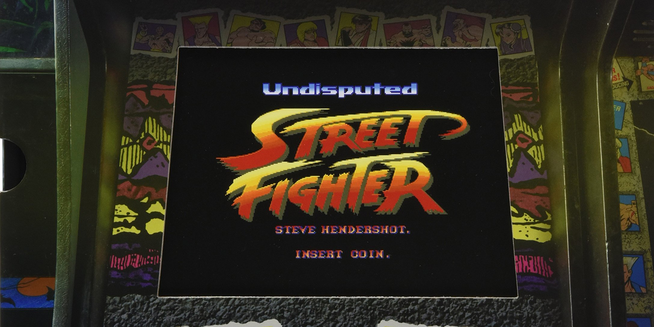 Add the Deluxe Edition Undisputed Street Fighter book to your shelf for $45 (Reg. $65)