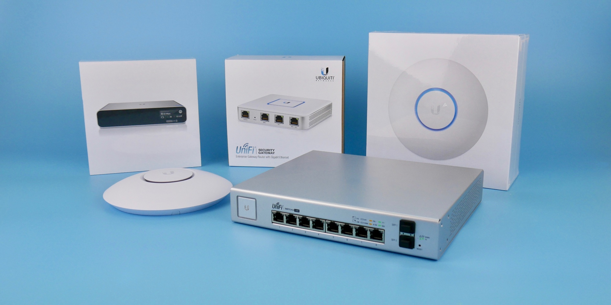 UniFi Starter Kit Giveaway: Win $895 worth of Ubiquiti gear - 9to5Toys