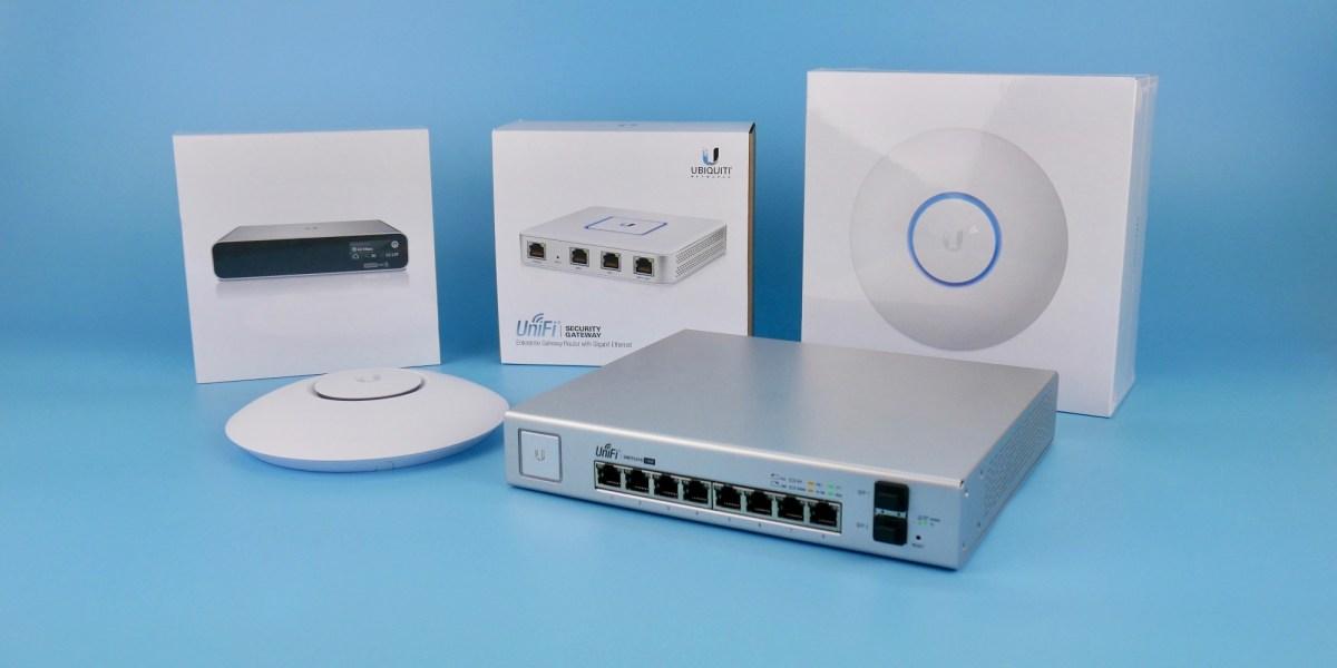 UniFi Starter Kit Giveaway