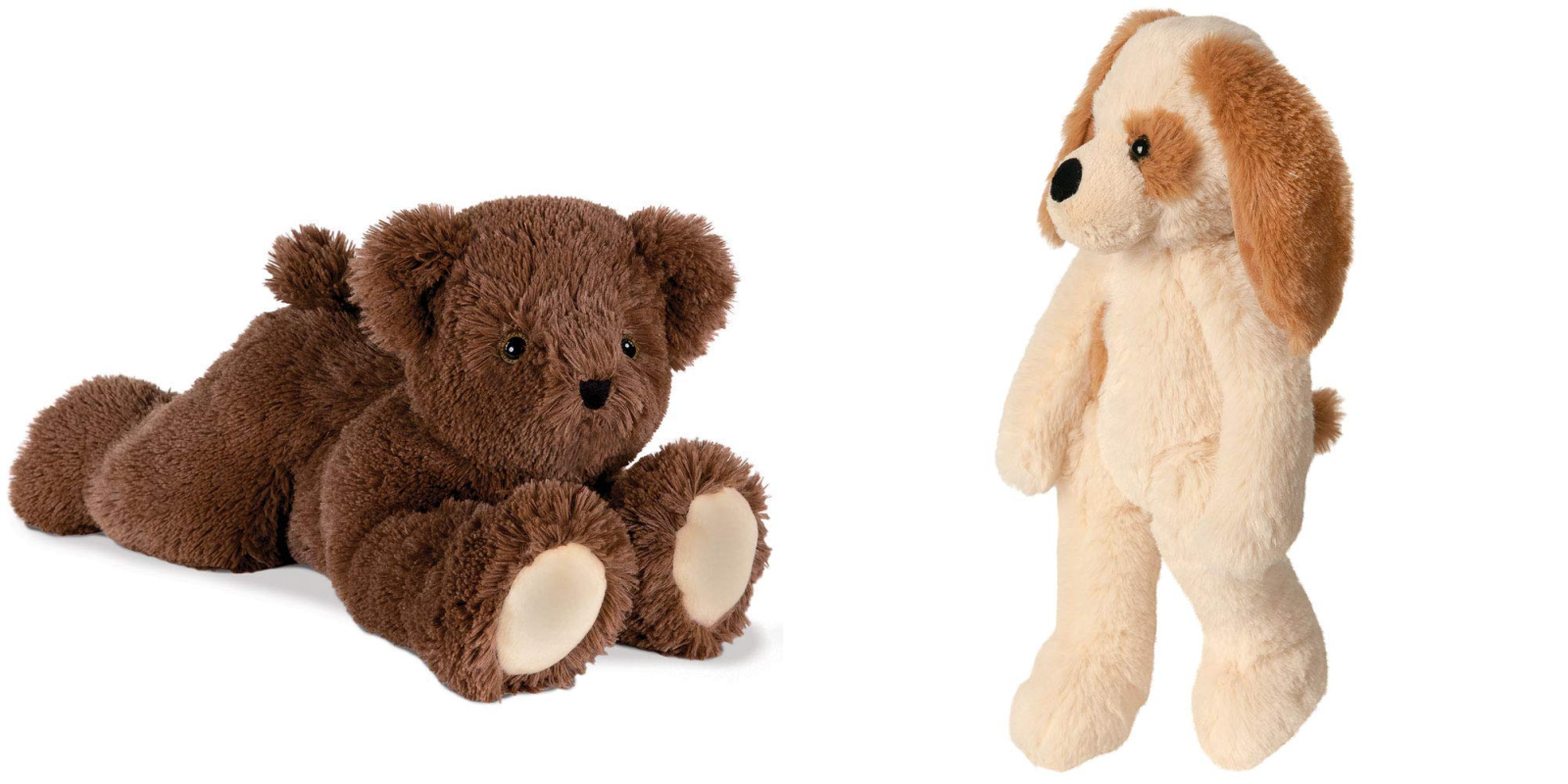 These adorable Vermont Teddy Bear dolls can be yours from $11 Prime shipped (Reg. $40)