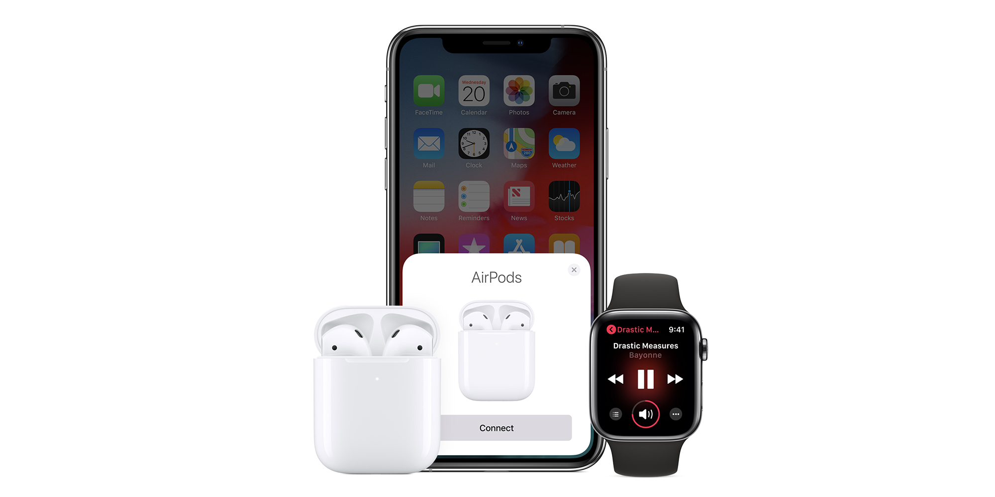 4d710b50756 Latest Apple AirPods on sale from $140, w/ wireless charging case $180  (Reg. $199)