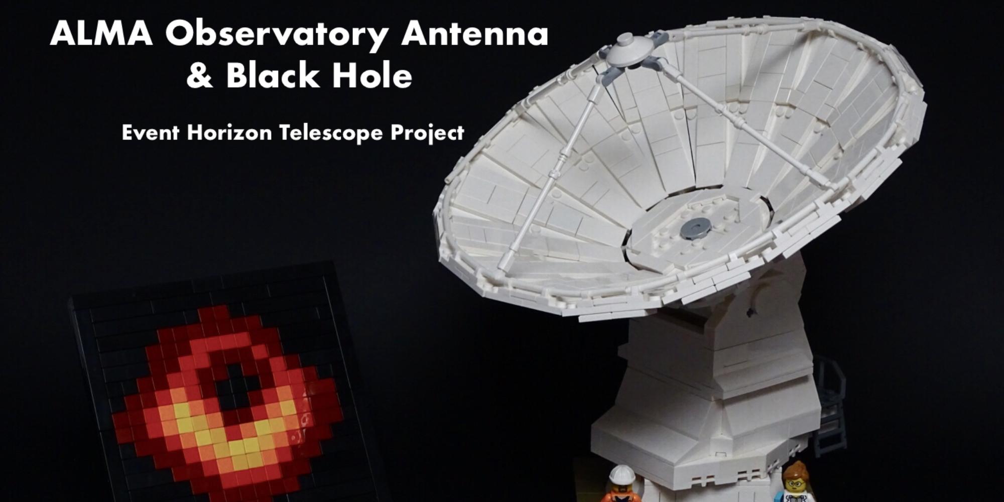 LEGO Ideas Space ALMA