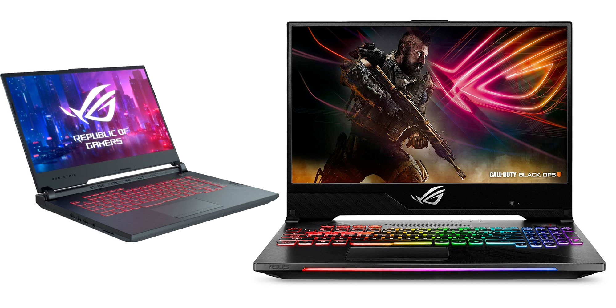 Laptops from $800: ASUS ROG 6-core i7 $850, Lenovo ThinkPad w/ Dolby Vision $850, more