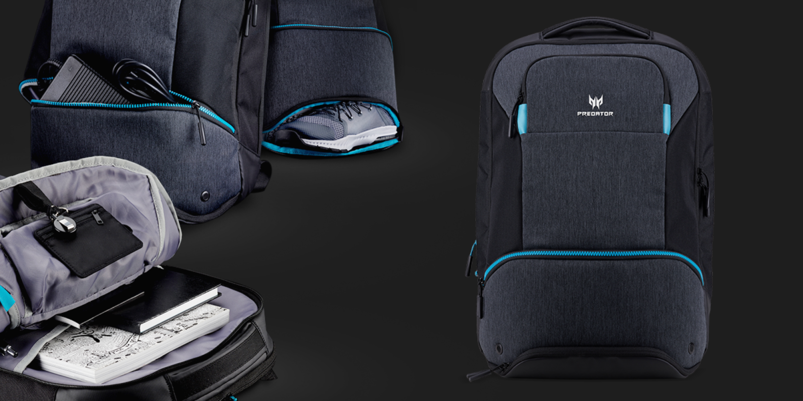 Save 35% on Acer's Predator Gaming Laptop Hybrid Backpack at a new low of $64.50 shipped