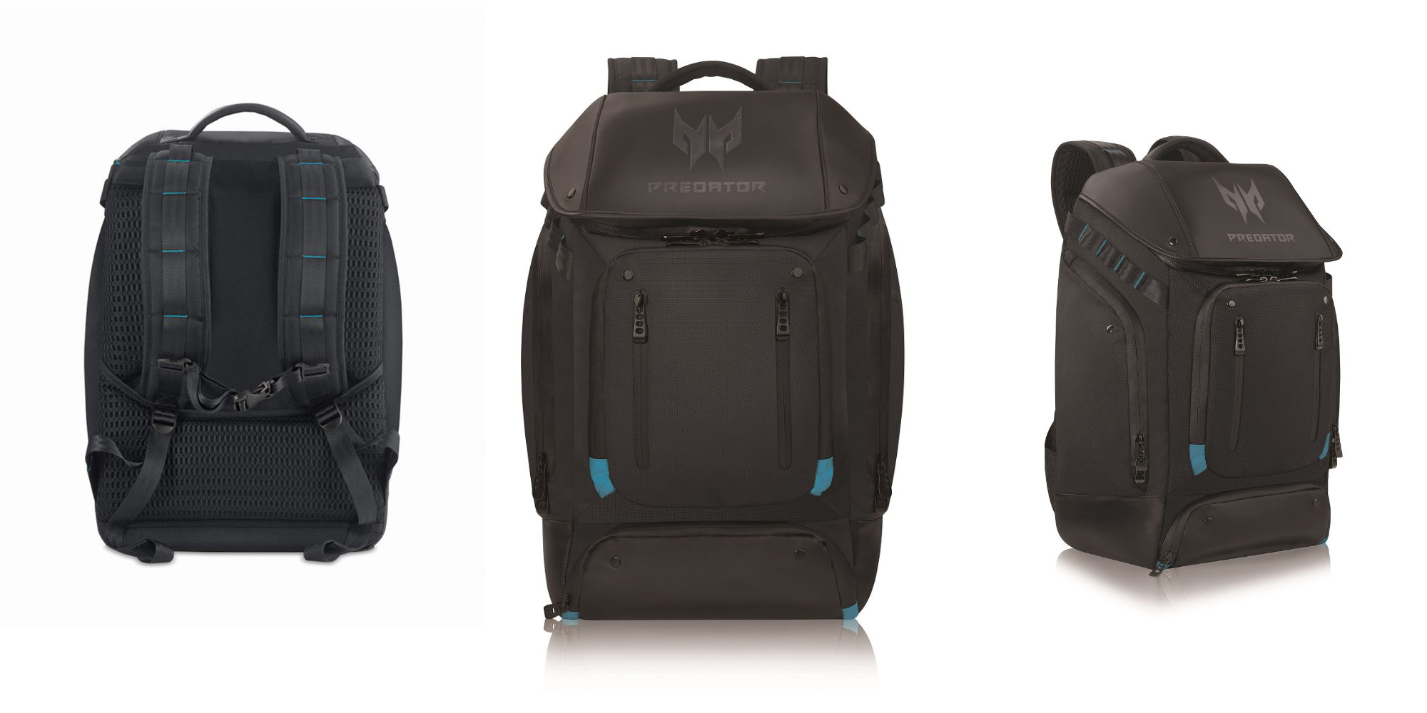 Acer's Predator Utility Backpack sports slick styling and fits every MacBook size: $110 (Reg. $140)