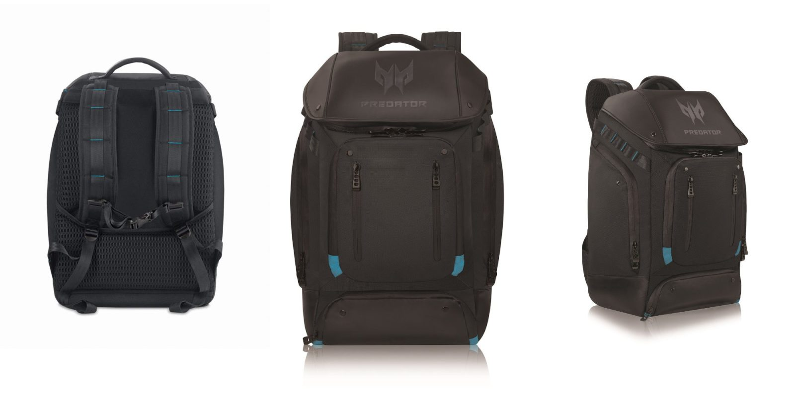 642b535bd78c9 Acer s Predator Utility Backpack sports slick styling and fits every  MacBook size   110 (Reg.  140)