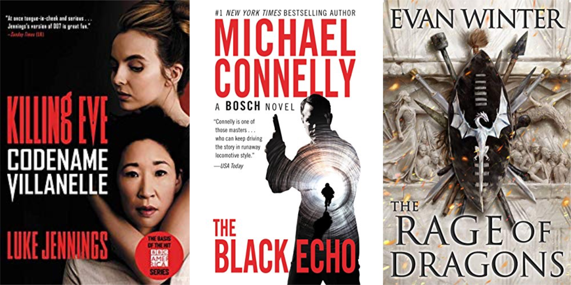 Get hooked on a new series with discounted Kindle eBooks from under $1, today only